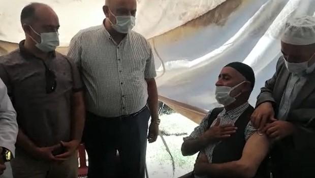 """Haşemi: """"Her Müslüman aşısını yaptırmalıdır"""""""