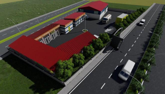 İpekyolu Belediyesinden 'Birinci Sınıf Atık Getirme Merkezi'