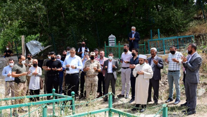 Çatak'ta 15 Temmuz Demokrasi ve Milli Birlik Günü