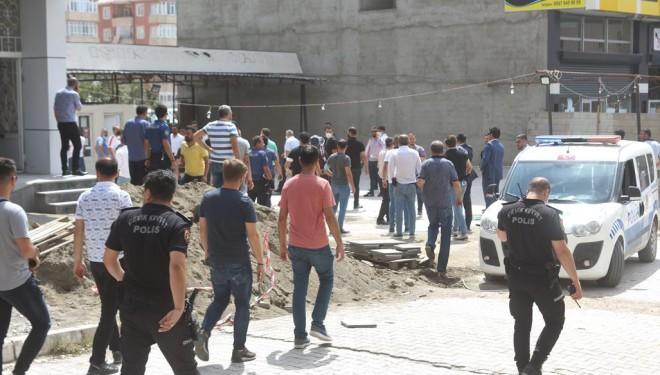 Van'da taşlı sopalı kavga: 2 yaralı