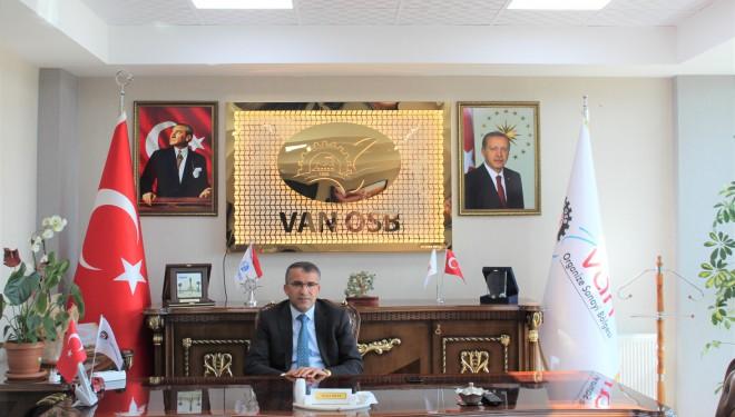 Başkan Memet Aslan'dan Kurban Bayramı mesajı