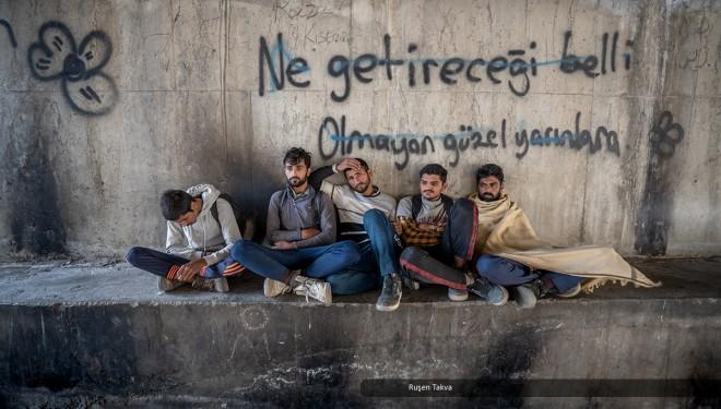 Bayram öncesi Afgan göçü patladı: Geçiş güzergahı Van ve ilçeleri!