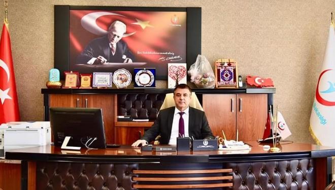 """Müdür Sünnetçioğlu: """"Kurban Bayramı'nda korona virüs salgınını unutmayalım"""""""