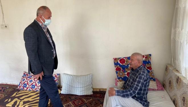 Başkan Akman'dan anlamlı ziyaret
