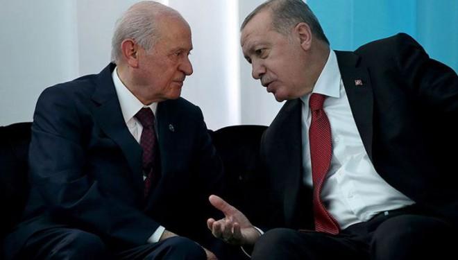 AK PARTİ-MHP arasında 'seçim barajı' anlaşmazlığı!