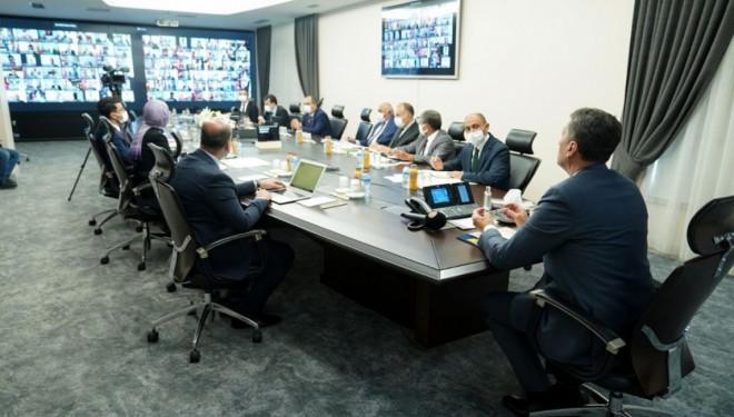 Bakan Selçuk, 81 ilin milli eğitim müdürüyle toplantı yaptı