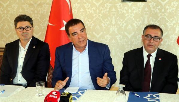 CHP'li Erdoğan Toprak Van'da