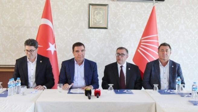 CHP Koordinatör Başdanışmanı ve İstanbul Milletvekili Toprak,