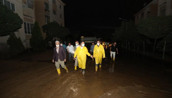 Başkan Vekili Sinan Aslan: Olumsuz durumları bertaraf etmek için gereğini yapıyoruz