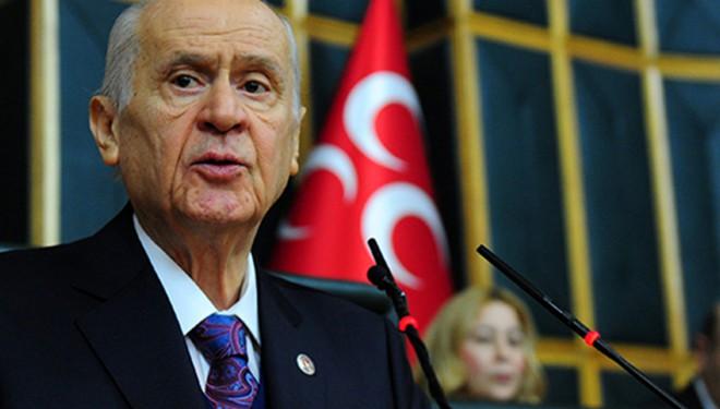Bahçeli: 'Aziz Türk milletinin dikkatli, sabırlı olmasında sayısız yarar bulunmaktadır'