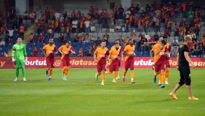 Galatasaray'ın konuğu St. Johnstone