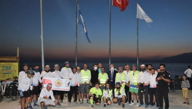 Başkan Salih Akman'dan Van Gölü Aktivistleri Derneği'ne ziyaret!