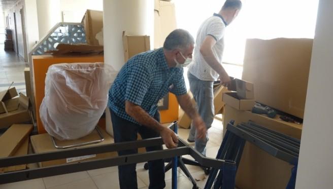 Erciş İlçe Nüfus Müdürlüğü 'Ufuk' projesiyle modern yapıya kavuşacak