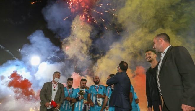 Köyler Arası Futbol Ligi Turnuvasının Şampiyonu Belli Oldu