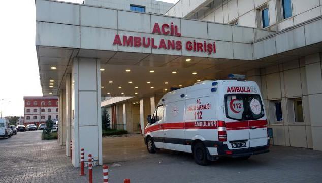 Erciş'te trafik kazası; 1 yaralı