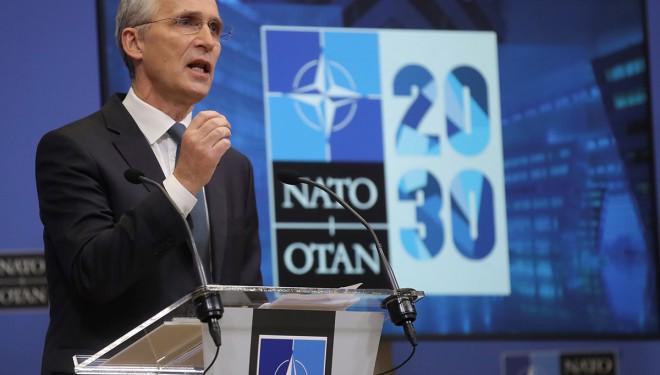 NATO Genel Sekreteri Jens Stoltenberg'den Afganistan açıklaması!