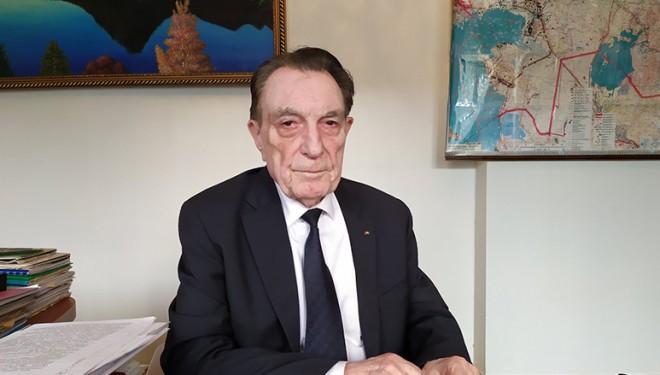 Kürt Profesör Nadir Nadirov Hayatını Kaybetti