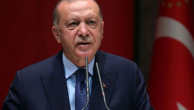 Cumhurbaşkanı Erdoğan İslam İşbirliği Teşkilatı Gençlik Forumu 4'üncü Genel Kuruluna seslendi