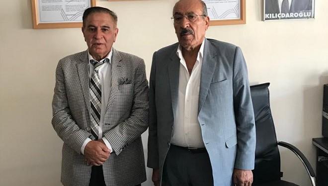 CHP Gürpınar İlçe Başkanlığında Devir Teslim