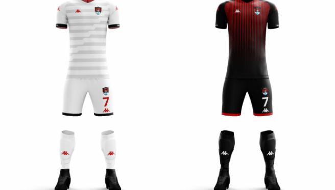 Vanspor'un yeni sezonda giyeceği formalar belli oldu