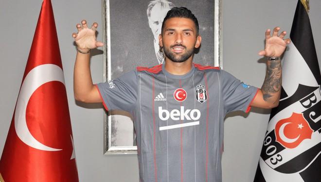 Beşiktaş, Umut Meraş'ı kadrosuna kattı