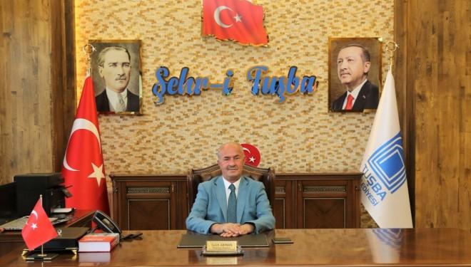 Başkan Akman'dan 30 Ağustos Zafer Bayramı mesajı