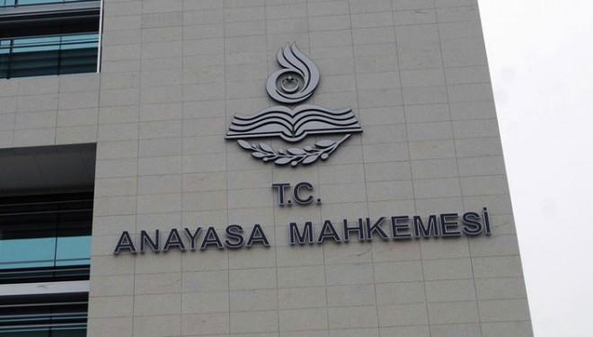 AYM, HDP'nin ek süre talebini 2 Eylül'de görüşecek