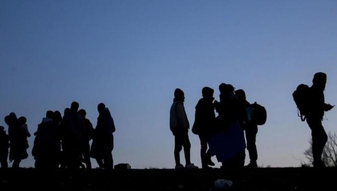 Sınırı geçmeye çalışan 113 Afgan göçmen yakalandı