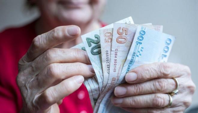 Emekli ve memur maaşları eridi: İşte güncel emekli maaşları