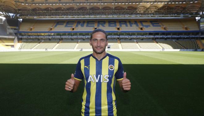 Fenerbahçe, Miguel Crespo'yu açıkladı