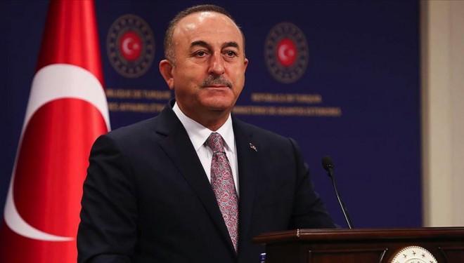 Çavuşoğlu'ndan Kabil Havalimanı önerisi
