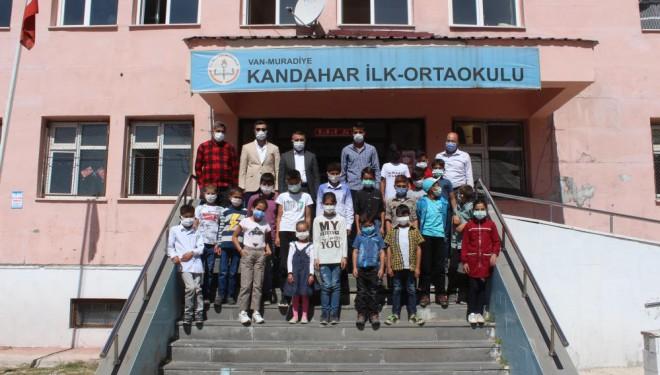 Muradiye'de 2021-2022 eğitim öğretim yılı