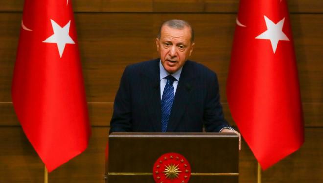 Cumhurbaşkanı 6. Anadolu Medya Ödülleri Töreni'nde konuştu