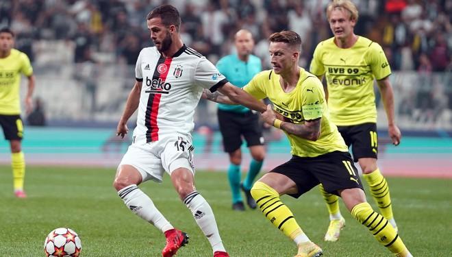 Kartal, Dortmund'u salladı ama yıkamadı