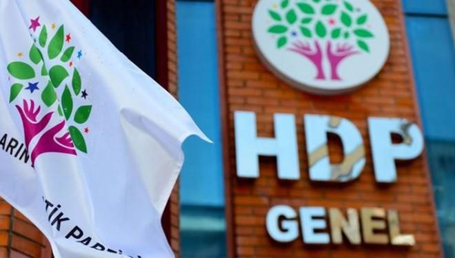 """HDP:  """"Millet ve Cumhur İttifakı dışında üçüncü yolu çizmek mümkün"""""""