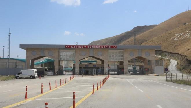 Van Kapıköy Gümrük Kapısı