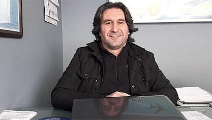 Turizmci Murat Beyaz,