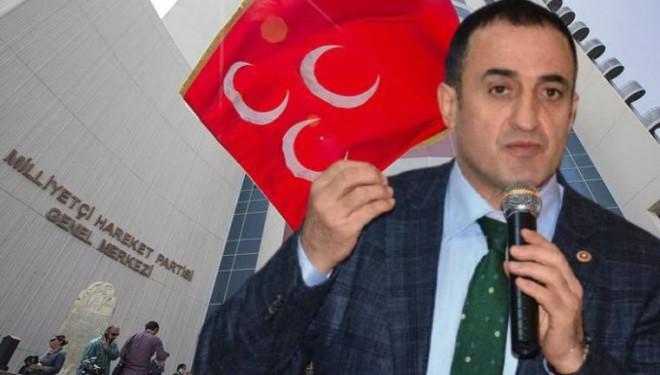 MHP'den ihraç edilen Atila Kaya'dan AKP ve MHP'ye sert sözler!