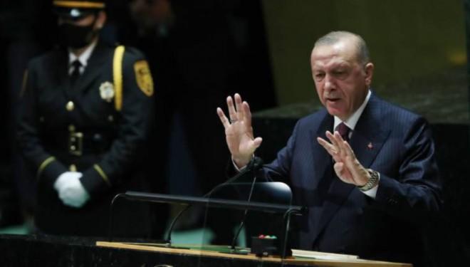 Erdoğan: Türkiye'de Kürt sorunu yoktur!