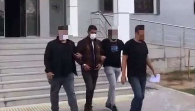 Van'da 14 yıl cezası olan firari şahıs yakalandı