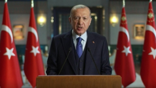 Erdoğan: 'BM ve diğer uluslararası kurumlardaki..