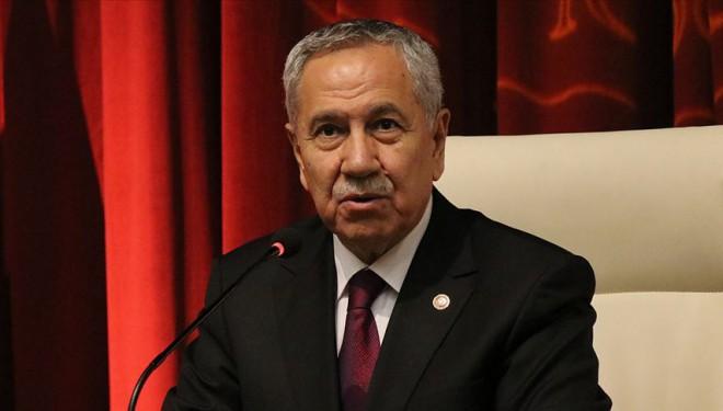 Bülent Arınç: CHP'nin oyları artıyor