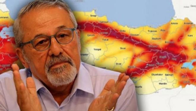 Prof. Dr. Naci Görür'den Van'daki depremlere ilişkin açıklama