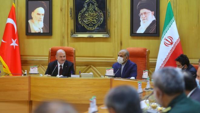 Türkiye ve İran arasında Mutabakat Zaptı imzalandı