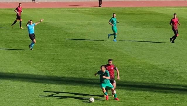 Van Spor FK - Sivas Belediye Spor: 0-3