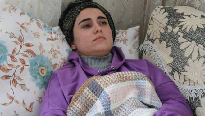 Van'da İntihar etti denilen kadın konuştu: Ben intihar etmedim!