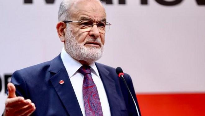 Karamollaoğlu: HDP meşru bir partidir, Selahattin Demirtaş tahliye olmalı