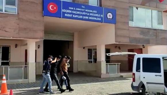 Van'da 20 organizatör hakkında yasal işlem başlatıldı
