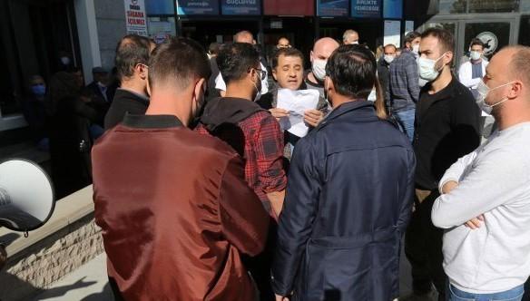 Van'da Tabip Odası Başkanı ve TİHV temsilcisi gözaltına alındı