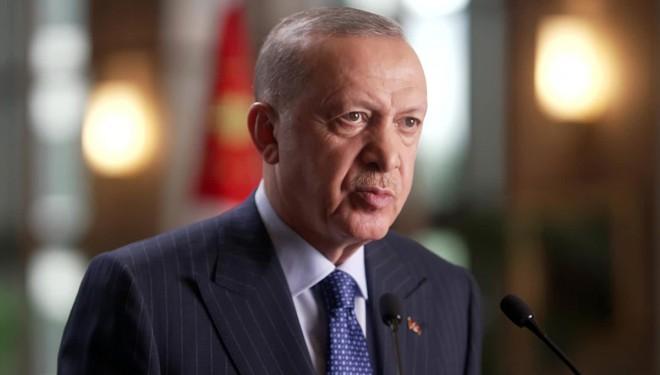 Erdoğan: Bu açıklamalar ülkemizin yargısını ve egemenlik haklarını hedef almıştır